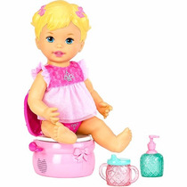 Boneca Little Mommy Peniquinho 7810-6