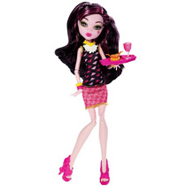 Boneca Monster High - Sangueteria - Draculaura - Mattel
