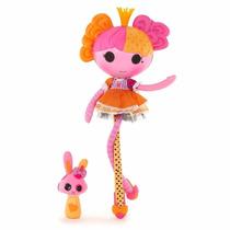 Lalaloopsy-boneca Lala-oopsies Princess Nutmeg Buba 2061 #