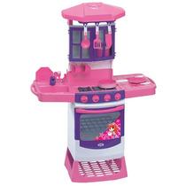 Cozinha Magica Magic Toys 8000l Forno Pia Armário