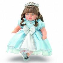 Boneca Addara Princes Blue... Ela Fala 51 Frases!!!