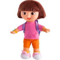 Boneca Dora Aventureira Fala Brinquedo Infantil Multibrink