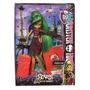 Boneca Monster High Jinafire Long Scaris A Cidade Sem Luz