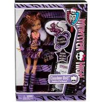 Boneca Monster High Clássicas Clawdeen Wolf - Mattel
