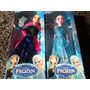 Kit 2 Bonecas Frozen Anna E Elsa Musical Let It Go Oferta