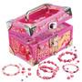 Maleta Porta Miçangas Barbie Com Acessórios 7432-4 Fun