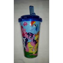 My Little Pony - Copo Squeeze Garrafinha Pronta Entrega