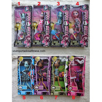 Monster High* Bonecas Articuladas Importadas China