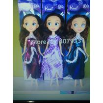 Boneca Princesinha Sofia Articulada 23 Cm Vinil .promoção