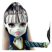 Boneca Monster High - Torcida Frankie Stein - Frete Grátis