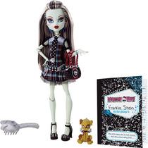 Boneca Monster High Clássicas Frankie Stein Clássica Mattel