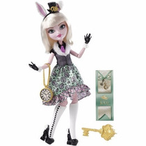 Boneco Ever After High Royal Filha Do Coelho Branco - Mattel