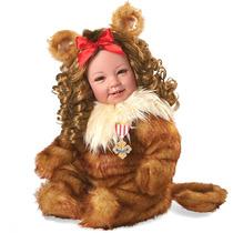 Boneca Adora Doll Realista Leao Covarde Oz