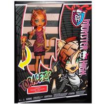 Monster High Toralei Miado De Arrepiar