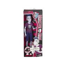 Monster High Sloman Slo Mo Mortavitch
