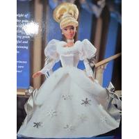 Cinderella Holiday Princess Barbie - Em Sp - Frete Grátis