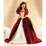 Holiday Princess Belle Barbie Doll - Em Sp - Frete Grátis