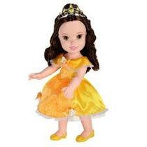 Boneca Minha Primeira Princesa Disney Bela - Long Jump