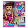 Baby Alive Hora De Comer Morena - Hasbro C/ Nota Fiscal