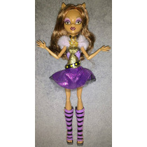 Boneca Monster High Ghouls Alive Clawdeen