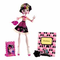 Boneca Monster High Aula De Arte Draculaura Mattel Lacrada