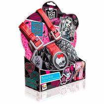 Monster High Bolsa Musical Bolsinha Da Frankie Stein