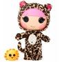 Boneca Little Lalaloopsy Buba Toys Iii Kat Jung Roar