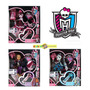 Monster High Draculaura, Frankie E Clawdeen 1600 Anos - 2011