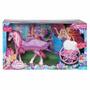 Barbie Butterfly E A Princesa Fada-carruagem Mattel Y6382