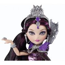 Linda Boneca Ever After High - Raven Queen- Legacy