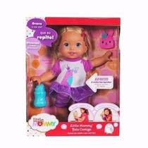 Boneca Little Mommy - Fala Comigo - Mattel X1030