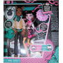 Monster High Draculaura Passeio