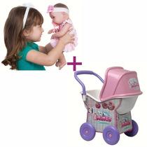 Coleção Baby Ninos + Carrinhos Ninos Cotiplas Mega Promoção