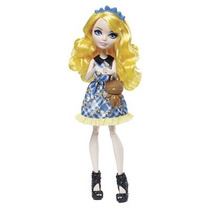 Ever After High Piquenique Encantado Blondie Locker