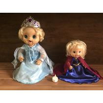 Roupas Para Baby Alive! Fantasias Lindas! Vestido Princesas