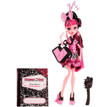 Monster High Boneca Intercambio Draculaura