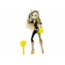 Monster High - Monster Fusion - Bonecas - Frankie Stein
