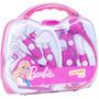 Kit Maleta De Médico Da Barbie C/ Acessórios
