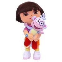 Boneca Dora Aventureira E Botas Multibrink Frete Grátis