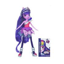 Boneca Twilight Sparkle My Little Pony Equestria Girl Hasbro