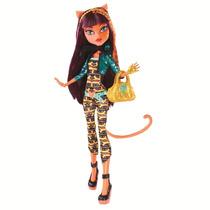 Boneca Monster High Fusion Cleolie - Mattel
