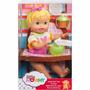 Boneca Little Mommy Momentos Do Bebê Dar De Comer Melancia