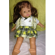 Boneca Maria Joaquina Carrossel Baby Brink Da Novela Sbt