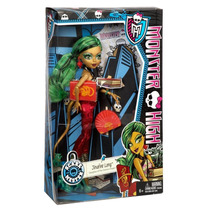 Boneca Jinafire Long Mattel Monster High Foto De Terror