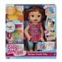 Baby Alive Comilona -come Verdade- Morena 30 Frases - Hasbro