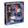 Monster High Clawdeen Wolf E Howleen Wolf - Original Mattel