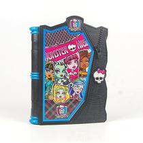 Diário Monster High Novo Modelo