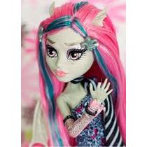 Monster High Rochelle Goyle Lacrada Nova!