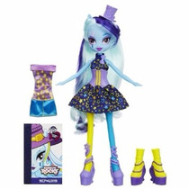 Boneca My Little Pony-equestria Girl- Trixie Lulamoon - Hasb