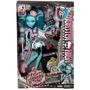 Boneca Monster High Monstros Câmera Ação Honey Swamp Mattel